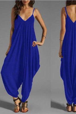 MB fashion Jumpsuit R-Blue 1047