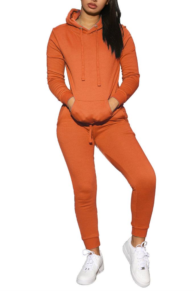 MB Fashion ORANGE 2 PCs Set 8067