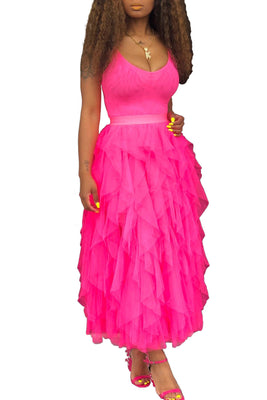 MB Fashion ROSE Skirt 2258