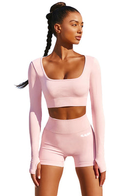 MB Fashion PINK 2 PCs Set 7649 Without Letters