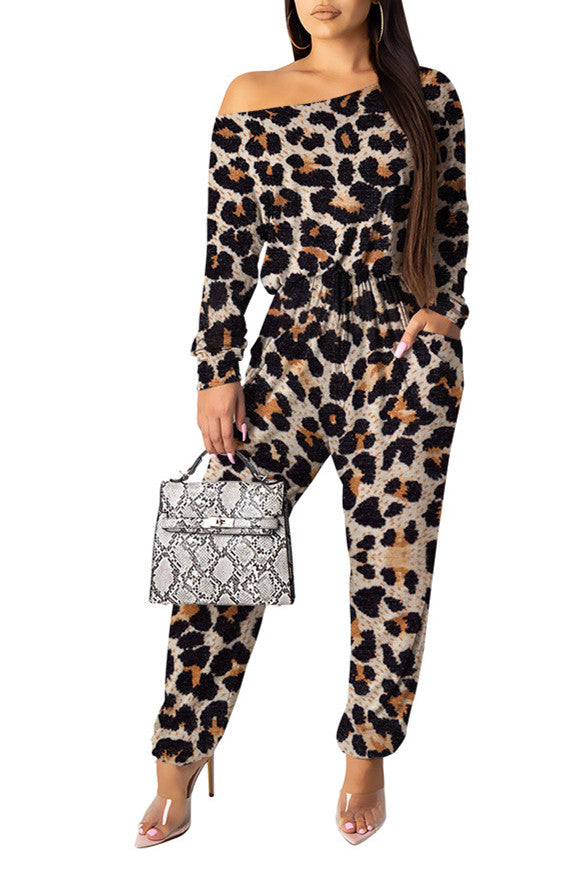 MB Fashion LEOPARD Jumpsuit 3839