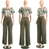 MB Fashion Green 2 PCs Set 6501