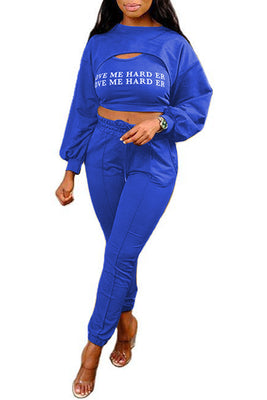 MB Fashion BLUE 2 PCs Set 11837