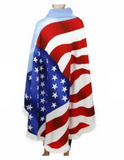 MB Fashion America Flag Print Beach Towel 9