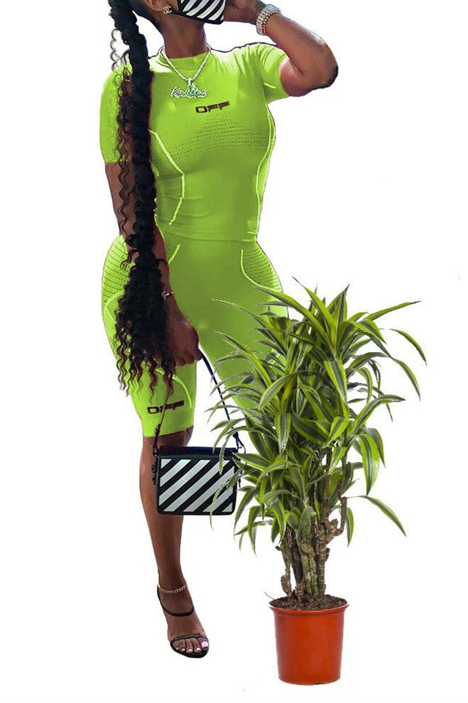 MB Fashion GREEN 2 PCs Set 328
