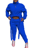 MB Fashion BLUE 2 PCs Set 696R
