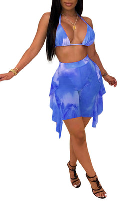 MB Fashion BLUE 3 PCs Set 4246R