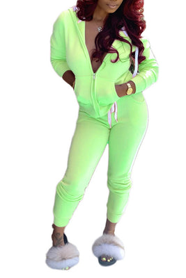 MB Fashion GREEN 2 PCs Set 3746