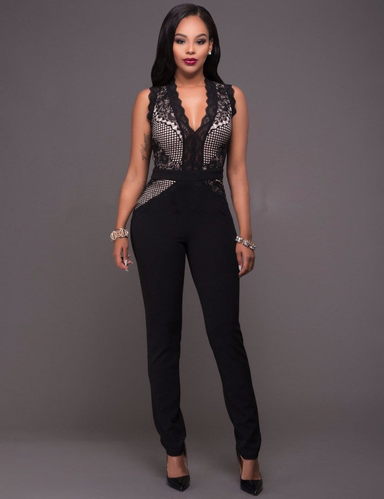 MB Fashion Jumpsuit SJ 3008