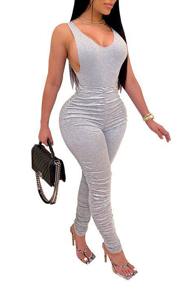 MB Fashion GRAY 2 PCs Set 124