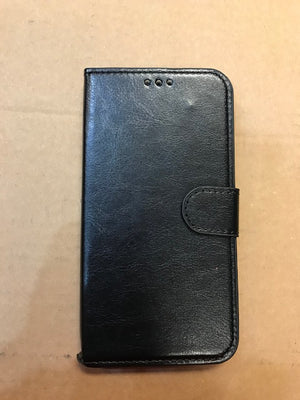 MB Fashion iPhone 11 BLACK Wallet Case