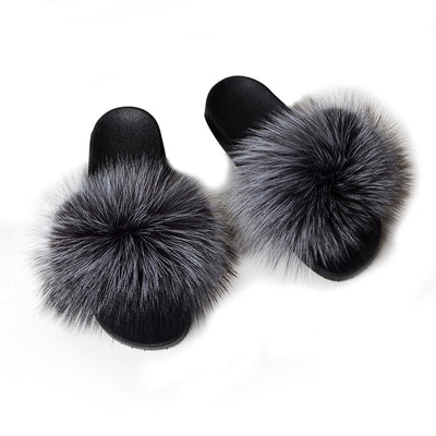 MB Fashion Color 76 Fur Sandals