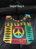 MB Fashion Hippie HOBO Nepal Shoulder Bag