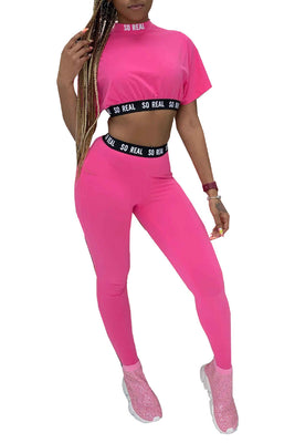 MB Fashion PINK 2 PCs Set 9392