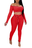 MB Fashion RED 2 PCs Set 8104