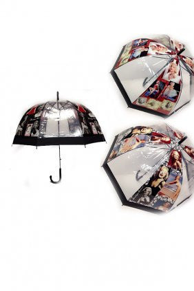 MB Fashion Marilyn Monroe Umbrella 892 PACK / 12 PCs