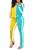 MB Fashion YELLOW / BLUE 2 PCs Set 8125