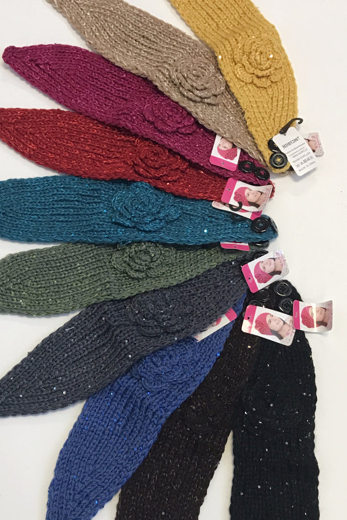 Headband AAHDB 52007 Assorted Pack ( 12 pcs)