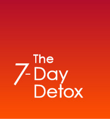 7 Day Detox Program with Coaching Support