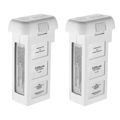 2 Pack of Phantom 2 Vision Battery