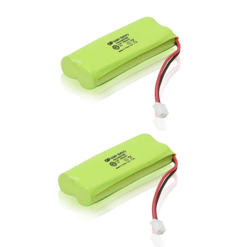 2 Pack of Dogtra 1202 NC Battery