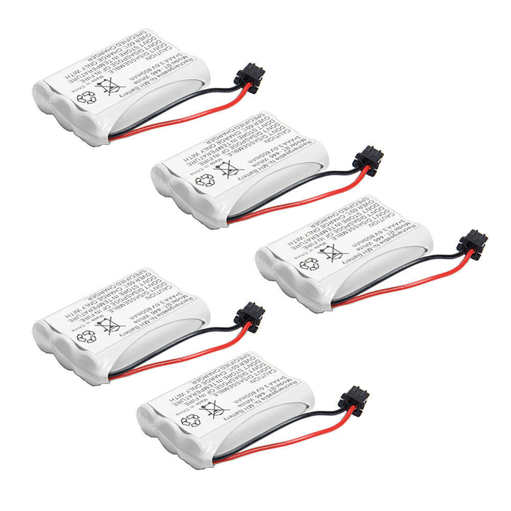 5 Pack of GP GP60AAAH3BMS Battery