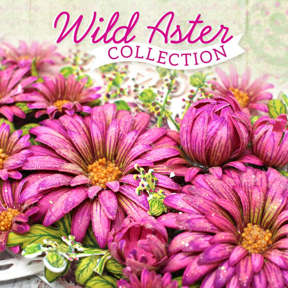 Heartfelt Creations - Wild Aster September 19