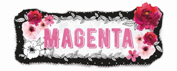 Kaisercraft- Magenta July 19