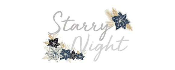 Kaisercraft - Starry Night  Sept 19