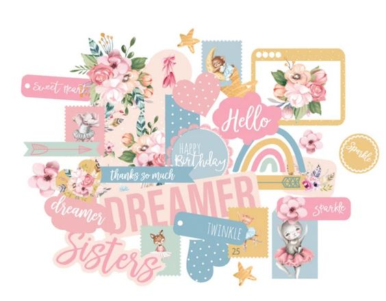 Uniquely Creative - Dreamer & Wild (Jan 21) IN STOCK NOW