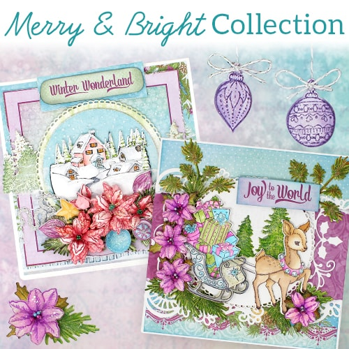 Heartfelt- Merry and Bright August 18
