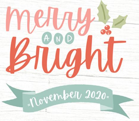 Cocoa Vanilla - Merry and Bright (Dec 20) **In Store NOW**