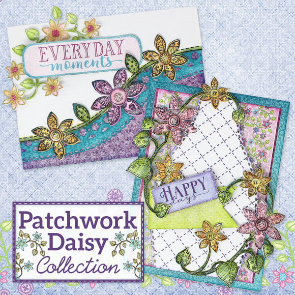 Heartfelt - Patchwork Daisy Collection November 18