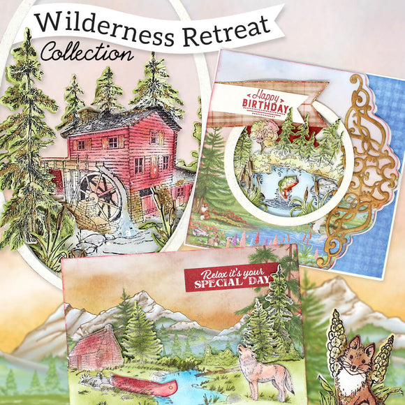 Heartfelt Creations - Wilderness Retreat Nov 19