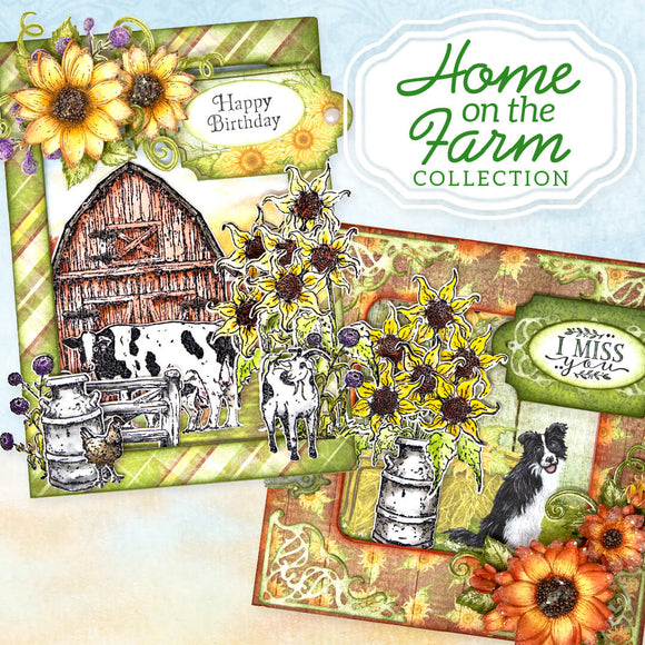 Heartfelt Creations - Home on the Farm Oct 20 **In Store NOW**