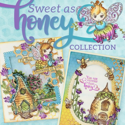 Heartfelt Creations Sweet as Honey -Jun 18