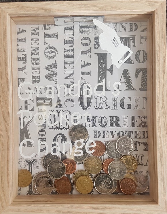 Money Box Frames #1