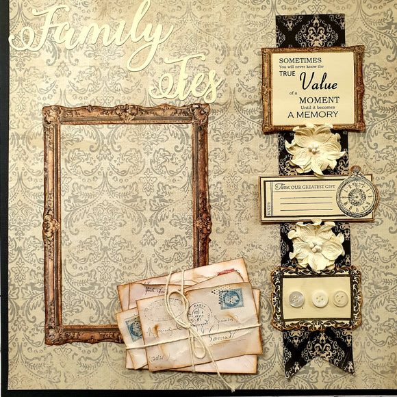 **INSTRUCTIONS ONLY** for RW-007 : Family Ties (SBK)
