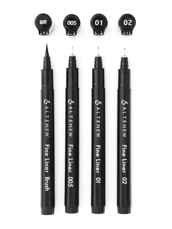 Altenew ALT4344 - Fine Liner Pen Set