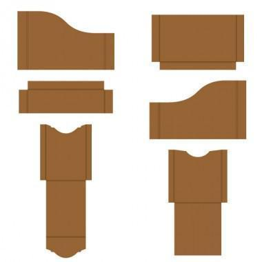hcfp1-433-3 - Pocket and Flipfold Inserts A-Kraft