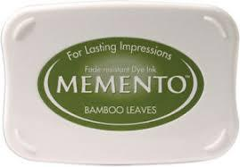 Memento - ME707 Bamboo leaves
