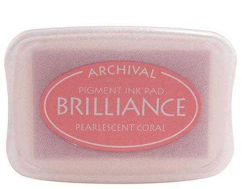 Brilliance -BR-32  Pearlescent Coral