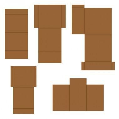 hcfp1-435-3 - Pocket and Flipfold Inserts C-Kraft