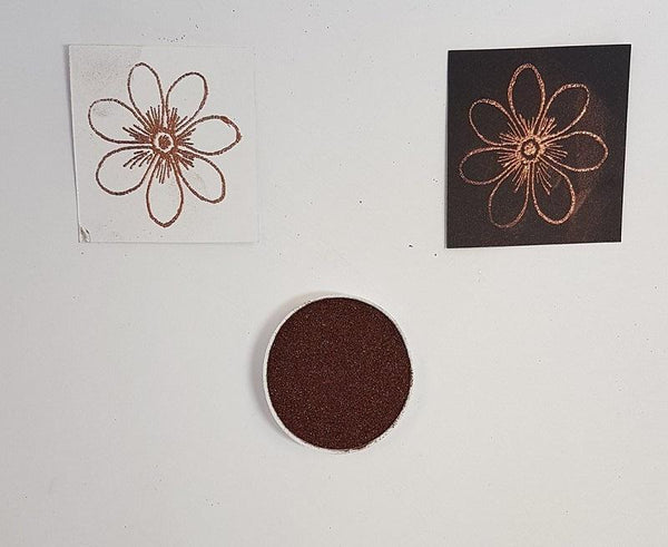 Embossing Powder - Copper Small