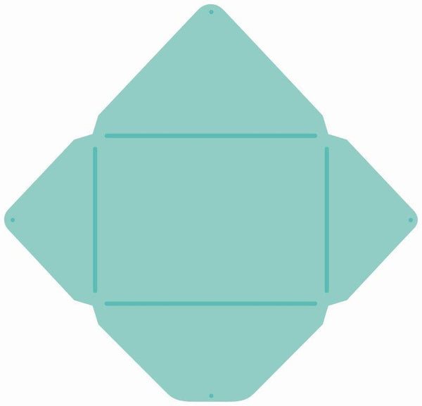 DD623 : Decorative Die - Mini Envelope
