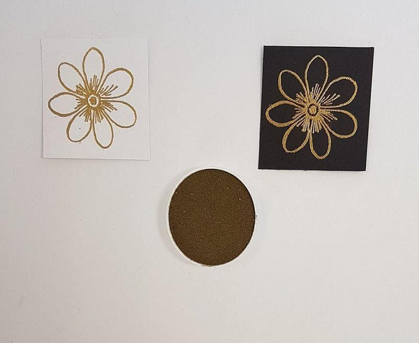 Embossing Powder - Detail Gold Small