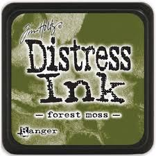 Distres- Forest moss Minis Ink Mini