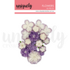 Flowers - Dusty Purple - Roots & Wings (Uniquely Creative)