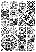 Kaisercraft :  EF257 :   Embossing Folder 4