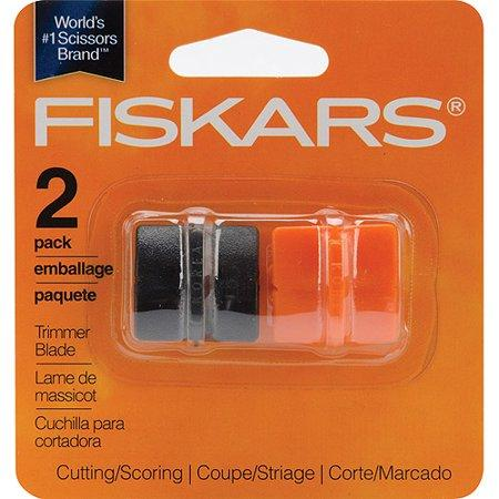 Fiskars Cut/Scoring Blades (Pk2) for Personal Trimmers (G)